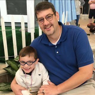 SFN 154 - Shane Madden of Collierville, TN - Works At Pfizer And Has A Son With Cerebral Palsy