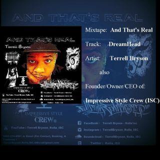 Terrell Bryson - DreamHead