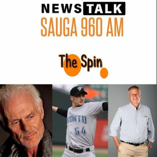The Spin - June 26, 2020 - In Conversation with Michael Des Barres, Chat about Muskoka & State of Base with Nason Frasor.
