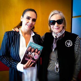 """Guadalupe Loaeza presenta el libro """"Las Niñas Bien. La Película"""""""