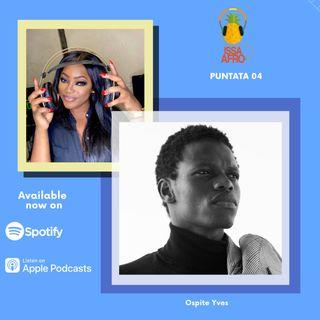 Issa Afro Puntata 04 ospite Yves -  L'omofobia e le Unioni Civili