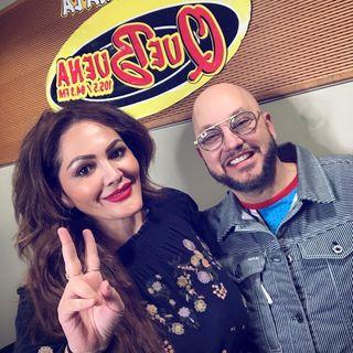 #EP1 En Cabina con Pepe Garza &  Marlene Quinto