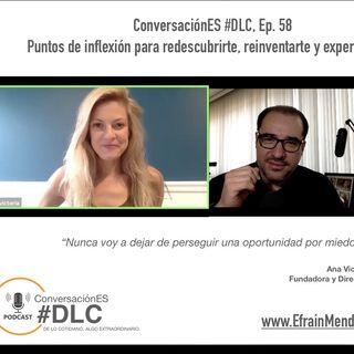 Episodio 58 - ConversaciónES #DLC con Ana Victoria García Álvarez