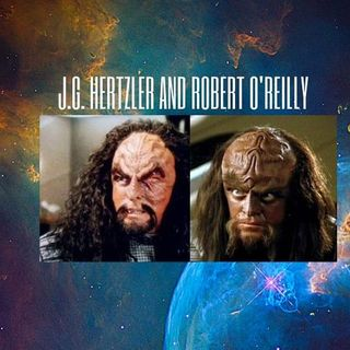 J.G. Hertzler And Robert O'Reilly