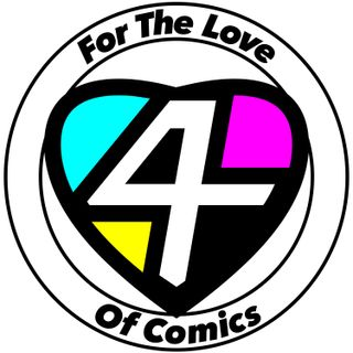 For The Love Of Comics