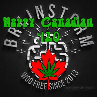 Happy Canadian 420!