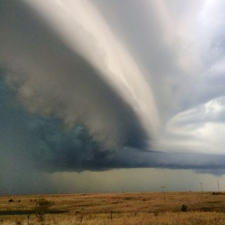 Storm Chaser Zach Treinen