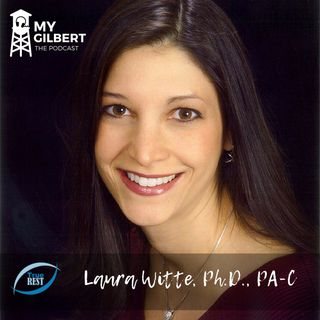 EP07 - Laura Witte, Ph.D., PA-C - True Rest Float Spa