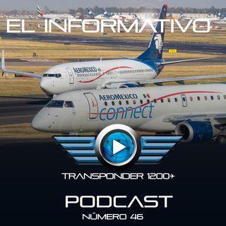 Grupo Aeroméxico reducirá más su flota pese a financiamiento por $1,000 millones de dólares