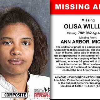 MISSING: Olisa Williams