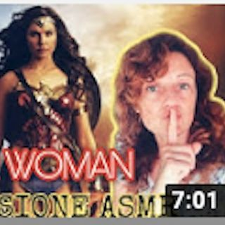 ASMovieR: WONDER WOMAN_Recensione ASMR del film