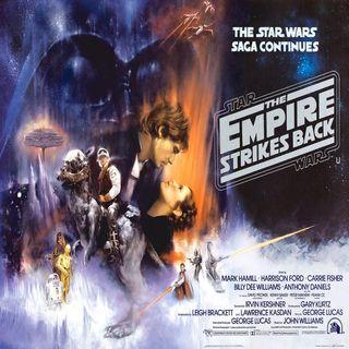Star Wars. 40 anni dall'uscita de L'impero colpisce ancora.