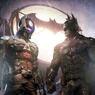 Liquid Gamer Podcast - Arkham Knight