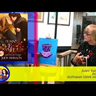 It's a Sweet Italian Love Affair! Author Judy Swinson:an interview on the Hangin With Web Show