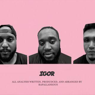 Rhyme & Review 1- Tyler, The Creator- Igor