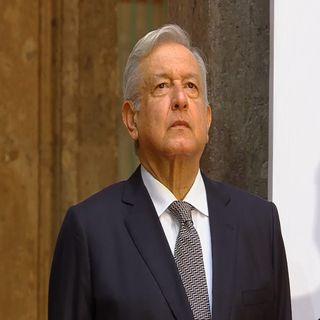 Amlo conmemora el aniversario luctuoso de Benito Juárez