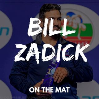 U.S. Men's Freestyle National Team Coach Bill Zadick - OTM583