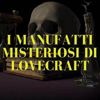 Il Trapezoedro Brillante e i Manufatti Misteriosi di Lovecraft