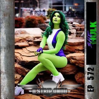 572 - ¿Qué tan salvaje es She-Hulk?