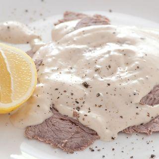 Le ricette del Minestrello: il vitello tonnato azzurro