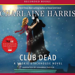 #BookReportSunday Episode 3-Sookie Stackhouse/Southern Vampire Mysteries-Club Dead - Welcome To My World (With Dom)