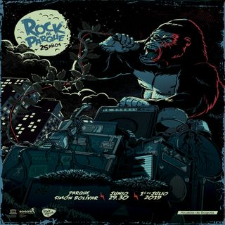EP 27 Rock al Parque