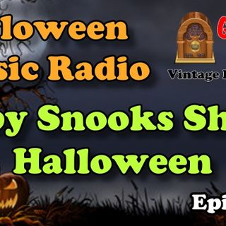 Baby Snooks Show Halloween Special | Good Old Radio #podcast #halloween #ClassicRadio