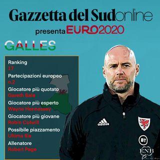"Euro 2020 Girone A, ""Gazzetta presenta"": Galles, la 'maledizione' di Giggs. E Bale saluta..."