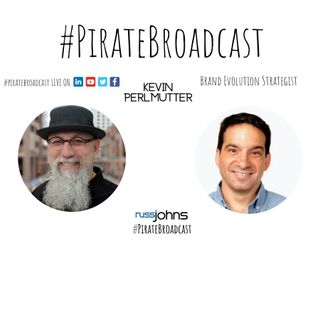 Catch Kevin Perlmutter on the PirateBroadcast