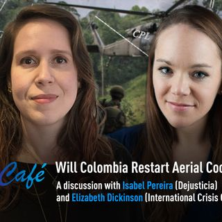 Will Colombia Restart Aerial Coca Spraying? | Drugreporter Café | S01E07