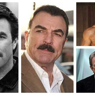 Tom Selleck:  More than a handsome face