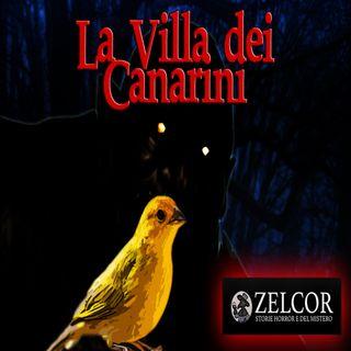 Audiolibro La Villa dei Canarini