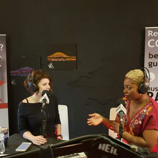 Pensacola Business Radio: theMotoDoll- MotoTalk -Shero Warrior Conference - Series Featuring Kristie Tobias