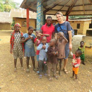 Ešus (10.8.2020) [Dr. Forster a Sierra Leone]