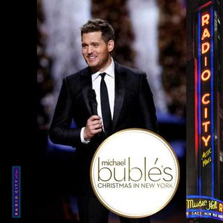 Michael Bublé - Christmas in New York | Full Show |  Live Xmas Concert |