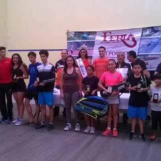 Resultados Del Torneo De Squash Feria Nacional Potosina Club 2000