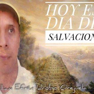 HOY ES DÍA DE SALVACIÓN 2019