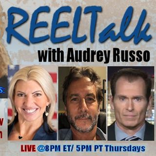 REELTalk: Award winning Filmmaker and Author Pierre Rehov, Congressional Candidate for NY-14 Tina Forte, Major Fred Galvin on Afghanistan