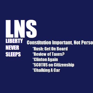 Constitution Important, Not Persons 04/24/19 Vol. 6-- #72