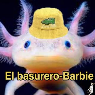 El basurero-barbie