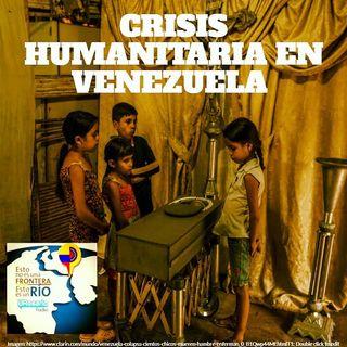 Crisis humanitaria en Venezuela