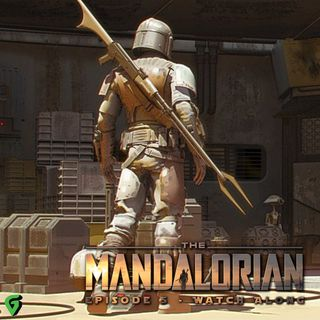 Mandalorian S1 Episode 5 Commentary Track