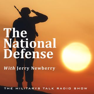 The National Defense as we welcome esteemed actor and founder of the Tribeca Fil