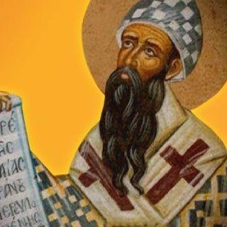 Domingo XIII del T.O. San Cirilo de Alejandría, obispo y doctor de la Iglesia
