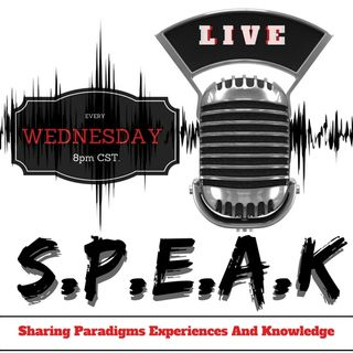 Wednesday Speaks007 - A Conversation You Gotta Hear