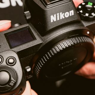 Nikon sent me the Nikon Z6