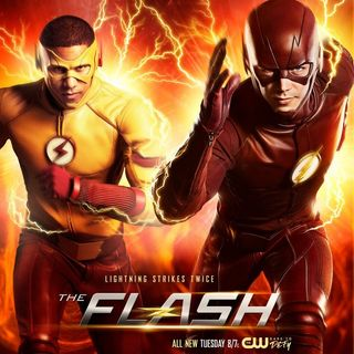 TV Party Tonight: The Flash Season 3: Flashpoint Review