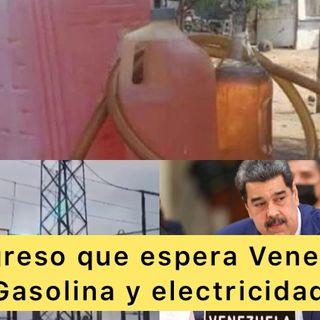 El regreso que queremos es GASOLINA y ELECTRICIDAD Así amanece Vzla hoy lunes #04Oct 2021