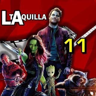 Programa 11 - Crítica de 'Los Guardianes de la Galaxia Vol.2'.