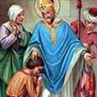 San Delfin, obispo y mártir